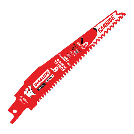 Reciprocating Saw Blades & Accessories