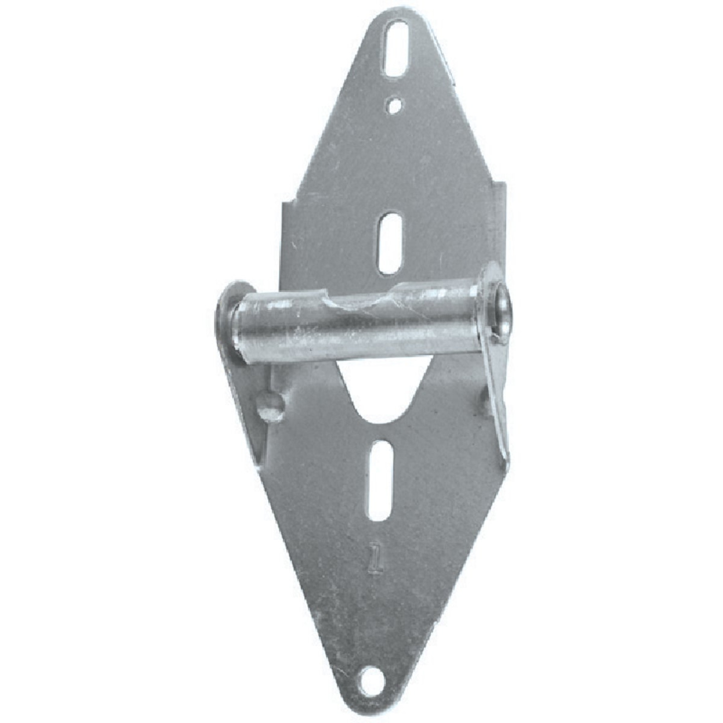 National #1 14 Ga. Galvanized Steel Garage Door Hinge Image 2