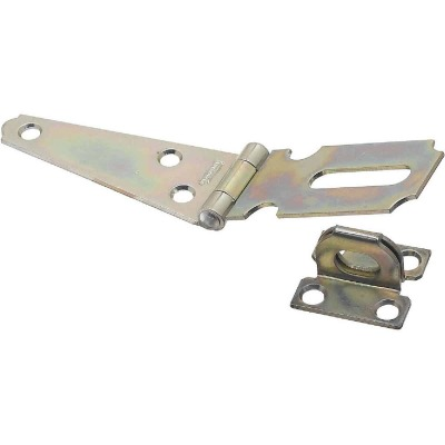 National 3 In. Steel Hinge Hasps