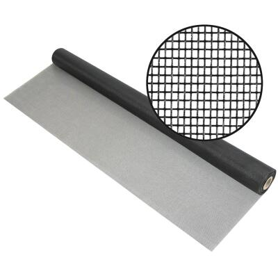 Phifer 60 In. x 100 Ft. Charcoal Fiberglass Pool Screen