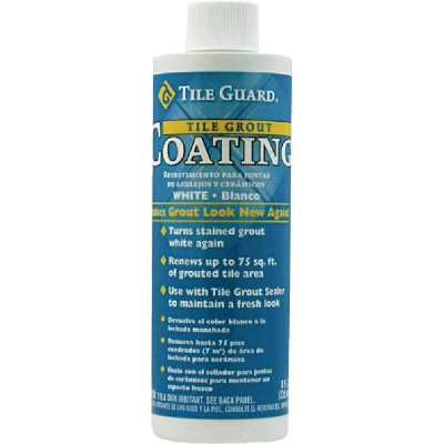 Tile Guard 8 Oz. Bottle Grout Sealer Coating