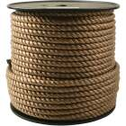 Do it 1/2 In. x 250 Ft. Brown Twisted Unmanila Polypropylene Rope Image 1